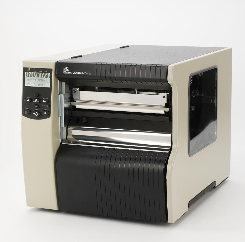 ZEBRA 220Xi-4