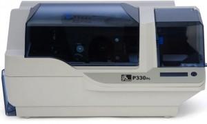 imprimante-carte-badges-zebra-p330m