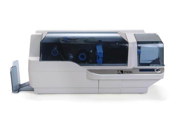imprimante-carte-badges-zebra-p430i