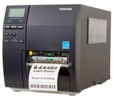 TOSHIBA B-EX4D2 Imprimante d'étiquettes industrielle