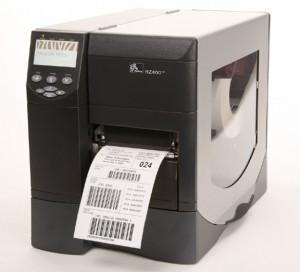 Imprimante ZEBRA RZ400