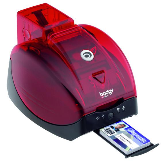 Imprimante de badges Evolis Badgy