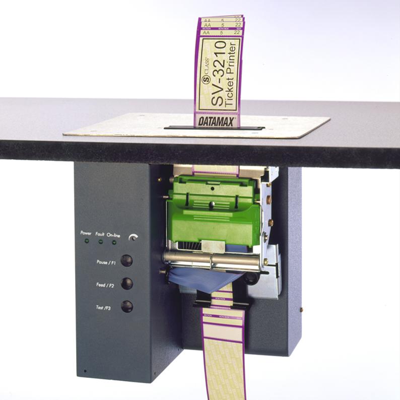Imprimante Datamax SV 3210