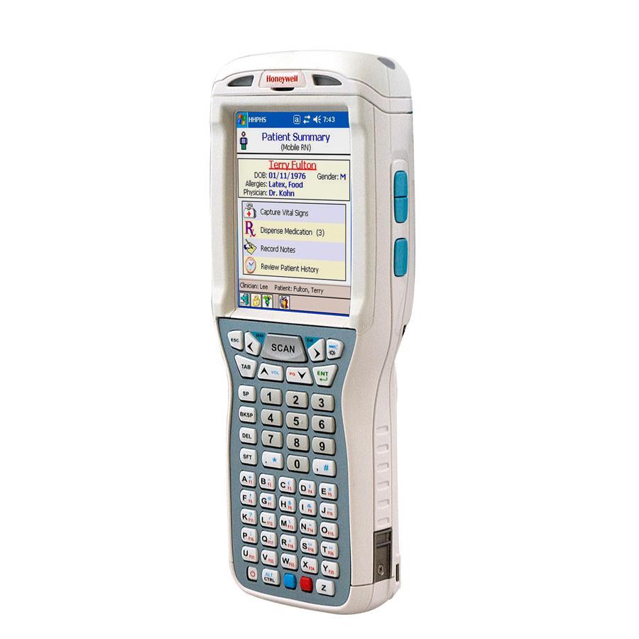 Terminal portable Honeywell Dolphin 99ex HC