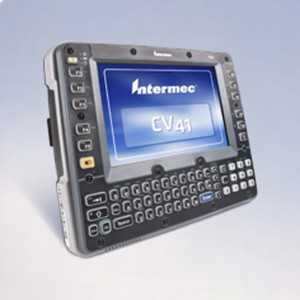 Terminal embarqué Honeywell Intermec CV41