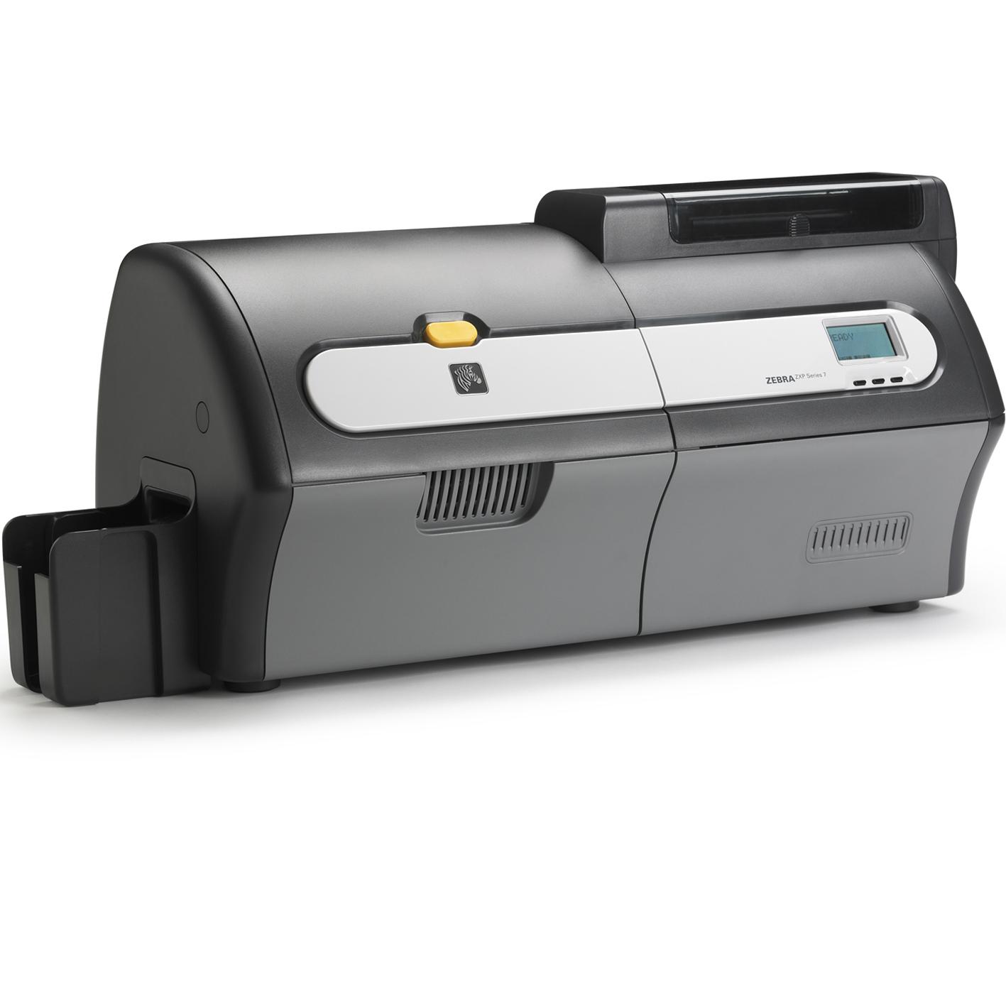 Imprimante de badges couleur ZEBRA CARD ZXP 7-ALPHAPRINT