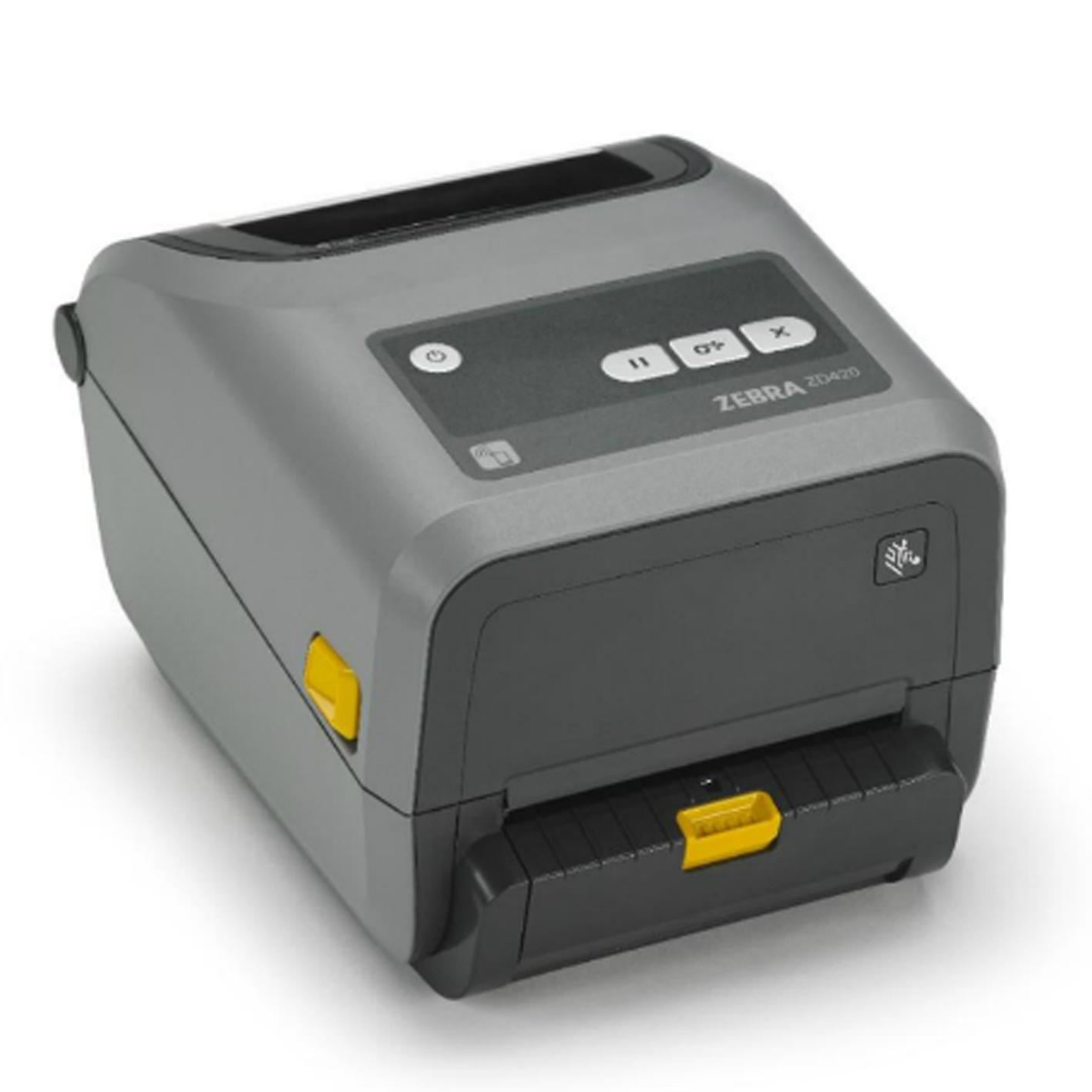 imprimante transfert thermique ZEBRA ZD420-Alphaprint Touraine