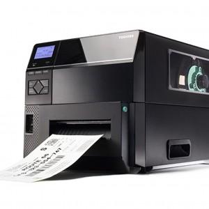 Imprimante d'étiquettes industrielle Toshiba BEX6T3