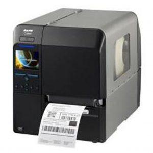 Imprimante d'étiquettes industrielle SATO CL4NX-ALPHAPRINT