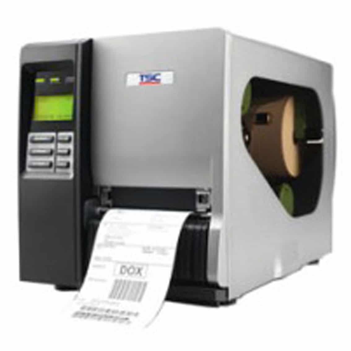 Imprimante d'étiquette industrielle TSC TTP2410MU-ALPHAPRINT