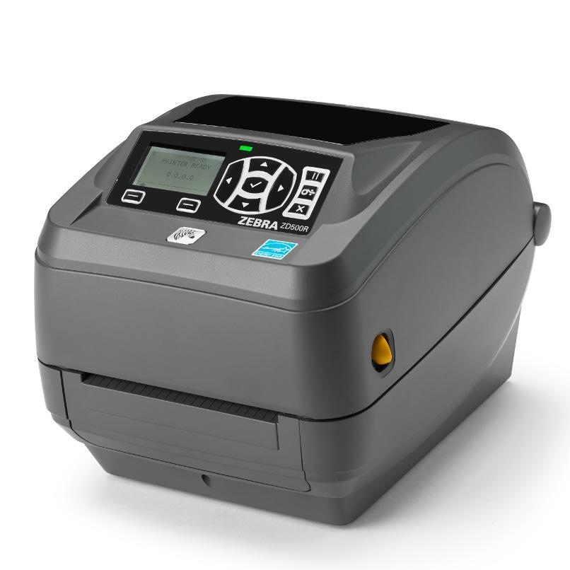 Imprimante d'étiquettes RFID ZEBRA ZD500R-ALPHAPRINT