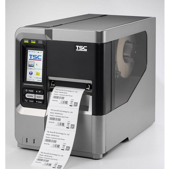 Imprimante d'étiquettes industrielle TSC MX340-ALPHAPRINT