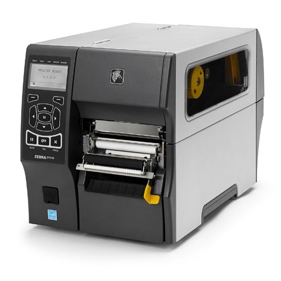 Imprimante d'étiquettes industrielle ZEBRA ZT410-ALPHAPRINT