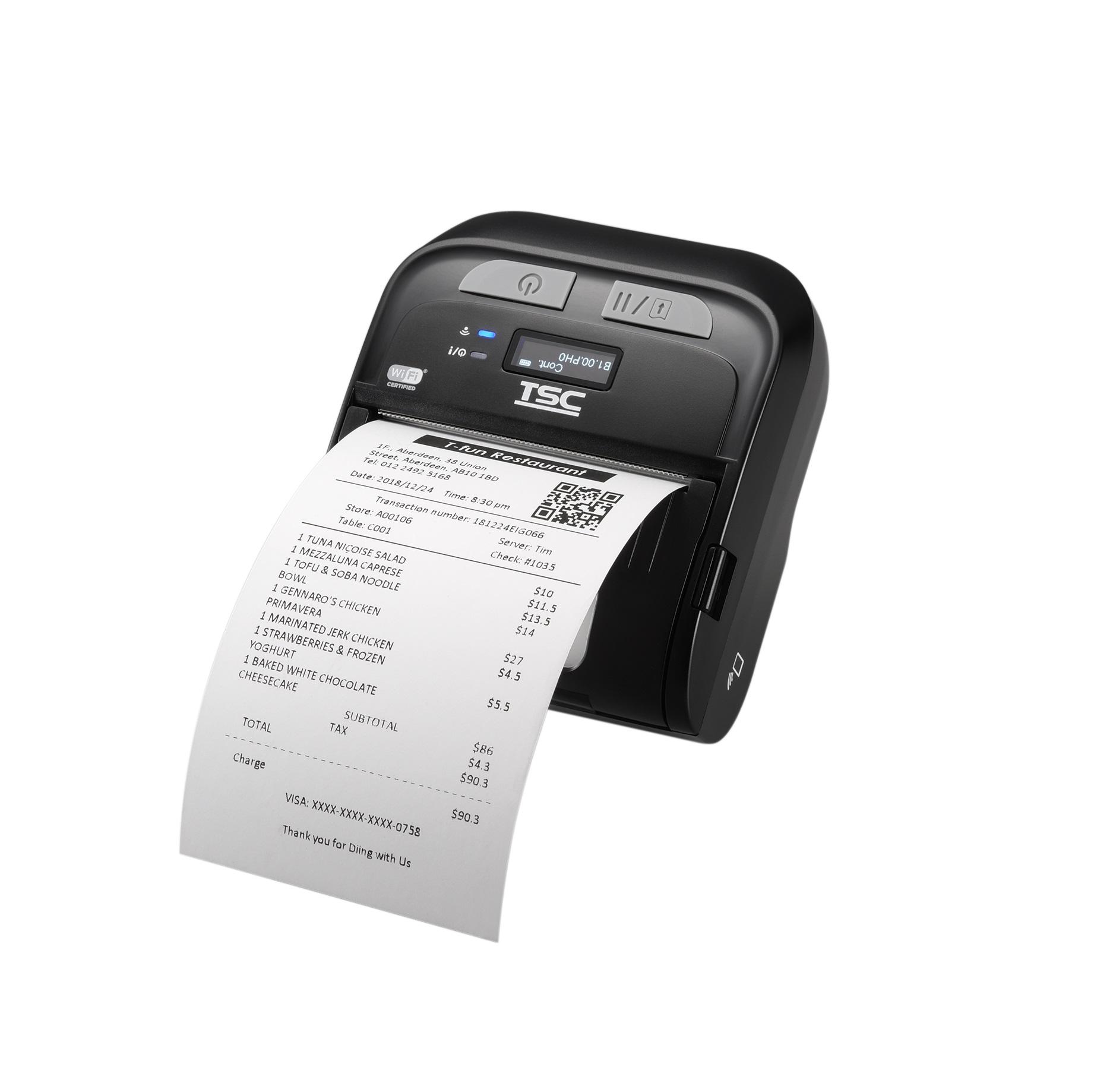 Imprimante portable TSC TDM30
