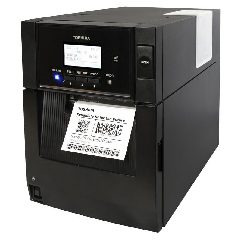 Toshiba BA410 - BA400 Series