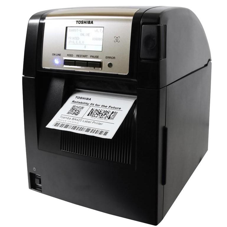Toshiba BA420 - BA400 Series
