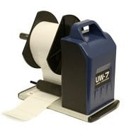 Dérouleur d'étiquettes DTM PRIMERA UW-7